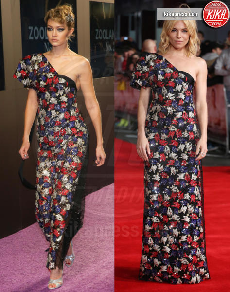 Gigi Hadid, Sienna Miller - 24-02-2016 - Chi lo indossa meglio? Gigi Hadid e Sienna Miller