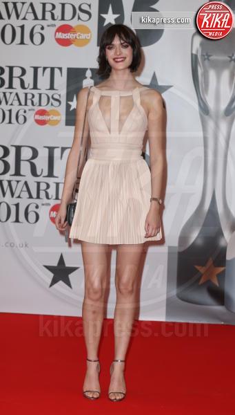 Sam Rollinson - Londra - 24-02-2016 - Kylie Minogue arriva con il futuro marito ai Brit Awards