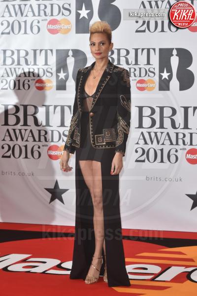 Alesha Dixon - Londra - 24-02-2016 - Kylie Minogue arriva con il futuro marito ai Brit Awards