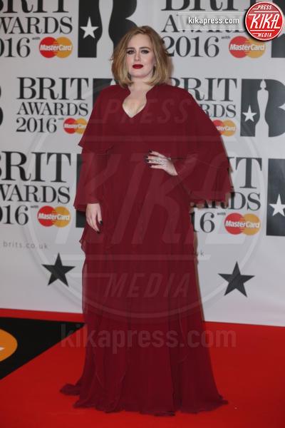 Adele - Londra - 24-02-2016 - Kylie Minogue arriva con il futuro marito ai Brit Awards