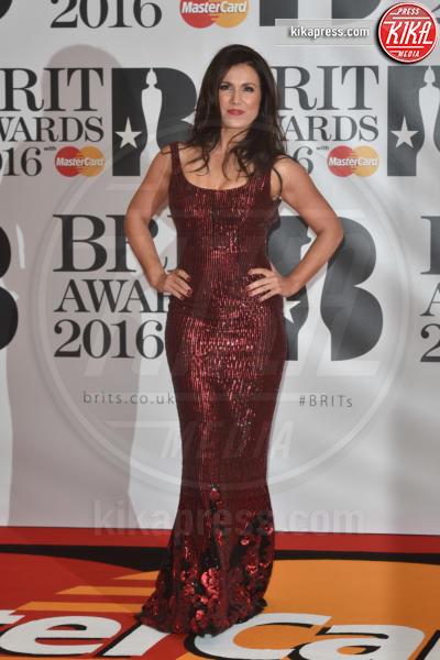 Susanna Reid - Londra - 24-02-2016 - Kylie Minogue arriva con il futuro marito ai Brit Awards