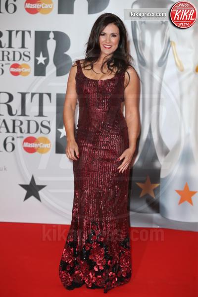 Susanna Reid - 24-02-2016 - Kylie Minogue arriva con il futuro marito ai Brit Awards