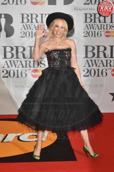 Kylie Minogue - Londra - 24-02-2016 - Kylie Minogue e Joshua Sasse, sposi in gran segreto?