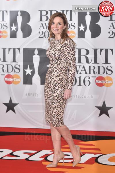Geri Halliwell - Londra - 24-02-2016 - Kylie Minogue arriva con il futuro marito ai Brit Awards