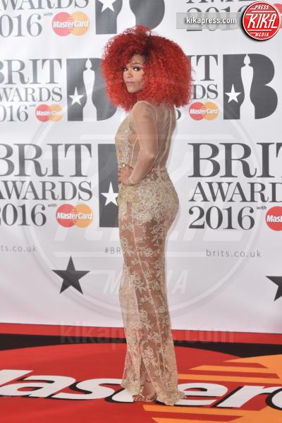 Fleur East - Londra - 24-02-2016 - Kylie Minogue arriva con il futuro marito ai Brit Awards