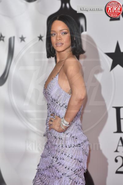 Rihanna - Londra - 24-02-2016 - Kylie Minogue arriva con il futuro marito ai Brit Awards