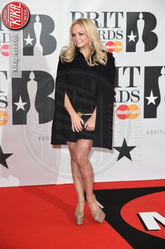 Emma Bunton - Londra - 24-02-2016 - Kylie Minogue arriva con il futuro marito ai Brit Awards