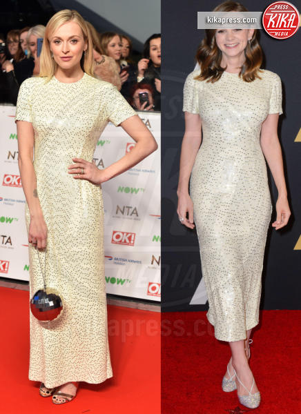 Fearne Cotton - 25-02-2016 - Chi lo indossa meglio? Fearne Cotton e Carey Mulligan