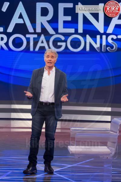 Massimo Giletti - Roma - 25-02-2016 - Rai, L'Arena chiude i battenti. Che fine farà Massimo Giletti?