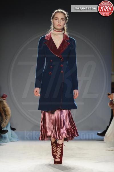 sfilata Luisa Beccaria - Milano - 25-02-2016 - Milano Fashion Week: la sfilata di Luisa Beccaria