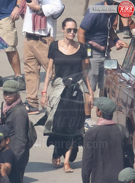 Siem Reap, Angelina Jolie - Los Angeles - 05-11-2017 - Antipasto di Oscar agli Hollywood Film Awards 2017