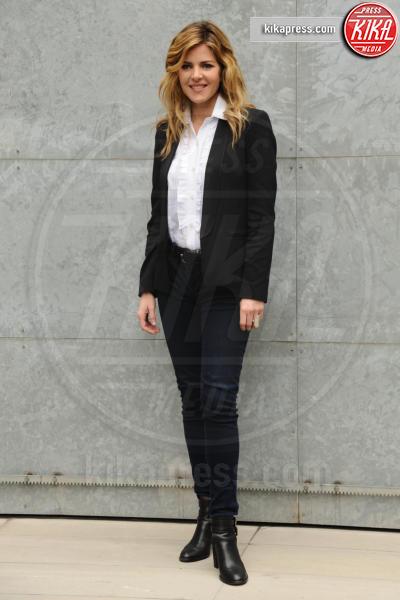 Elisabetta Pellini - Milano - 27-02-2016 - Milano Fashion Week: alla sfilata Armani è gara di bellezza