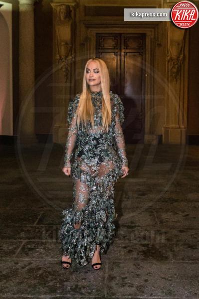 Rita Ora - Milano - 28-02-2016 - Milano Fashion Week: Rita Ora al Testino party