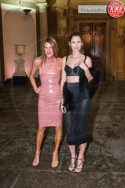 Anna Dello Russo, Bianca Balti - Milano - 28-02-2016 - Milano Fashion Week: Rita Ora al Testino party