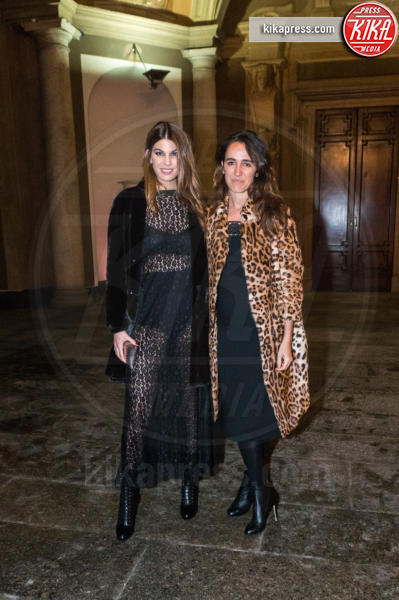 Bianca Brandolini d'Adda - Milano - 28-02-2016 - Milano Fashion Week: Rita Ora al Testino party