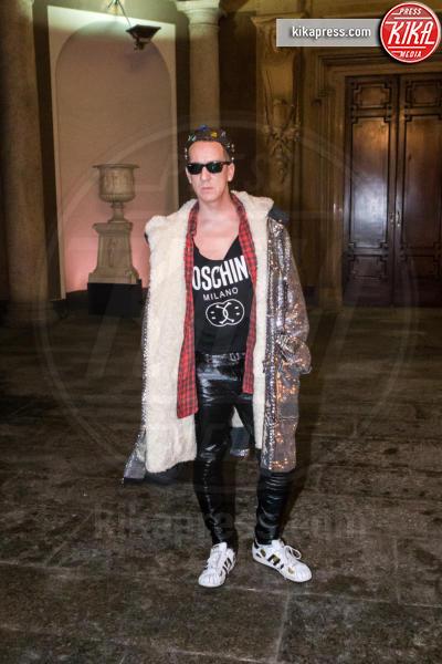Jeremy Scott - Milano - 28-02-2016 - Milano Fashion Week: Rita Ora al Testino party