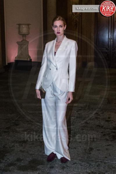 Eva Riccobono - Milano - 28-02-2016 - Milano Fashion Week: Rita Ora al Testino party