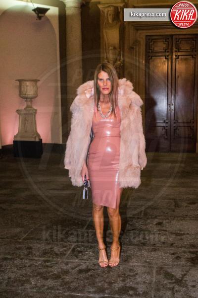 Anna Dello Russo - Milano - 28-02-2016 - Milano Fashion Week: Rita Ora al Testino party