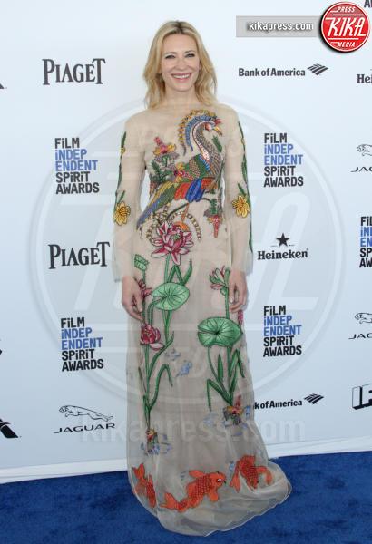 Cate Blanchett - Los Angeles - 27-02-2016 - Le celebrity? Sul red carpet e fuori sono regine di... fiori!