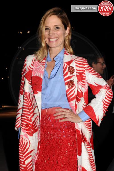 Filippa Lagerback - Milano - 28-02-2016 - Milano Fashion Week: Lucky Blue Smith è la star