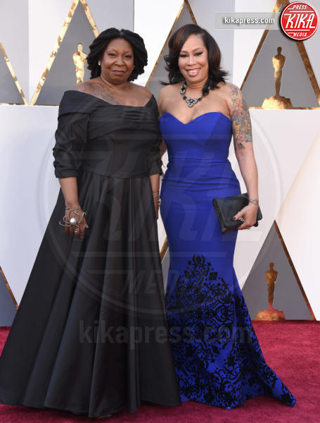 Alex Martin, Whoopi Goldberg - Hollywood - 28-02-2016 - Paola Perego & Co., le nonne piu' giovani dello showbiz