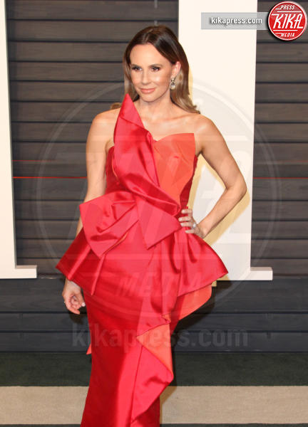 Keltie Knight - Los Angeles - 28-02-2016 - Oscar 2016: il tradizionale party Vanity Fair