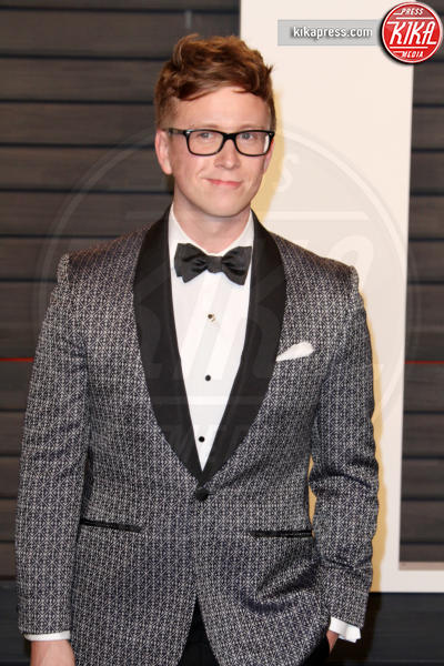 Tyler Oakley - Los Angeles - 28-02-2016 - Oscar 2016: il tradizionale party Vanity Fair