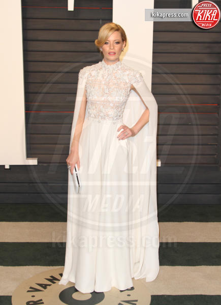 Elizabeth Banks - Los Angeles - 28-02-2016 - Oscar 2016: il tradizionale party Vanity Fair