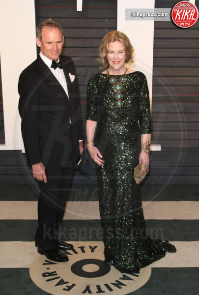 Bo Welch, Catherine O'Hara - Los Angeles - 28-02-2016 - Oscar 2016: il tradizionale party Vanity Fair