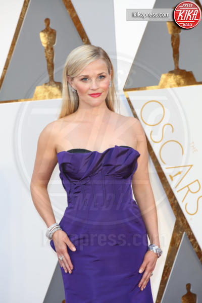 Reese Witherspoon - Los Angeles - 28-02-2016 - Celebrity e blogger: le star più attive sul web