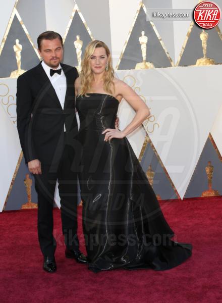 Kate Winslet, Leonardo DiCaprio - Los Angeles - 28-02-2016 - Coppie famose: innamorati sul set. E nella vita?