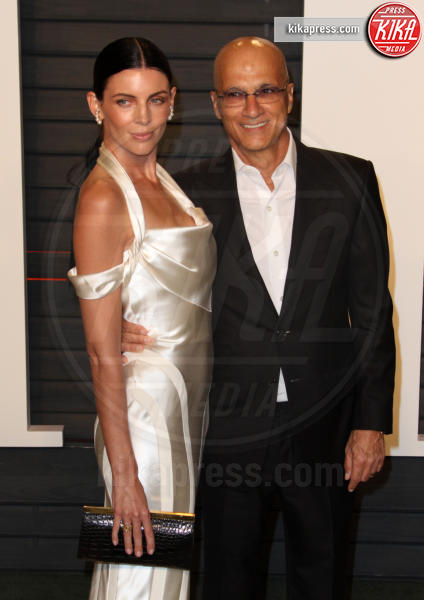 husband Jimmy Iovine, Liberty Ross - Los Angeles - 28-02-2016 - Oscar 2016: il tradizionale party Vanity Fair