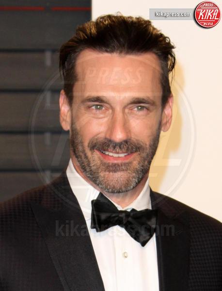 Jon Hamm - Los Angeles - 28-02-2016 - Oscar 2016: il tradizionale party Vanity Fair