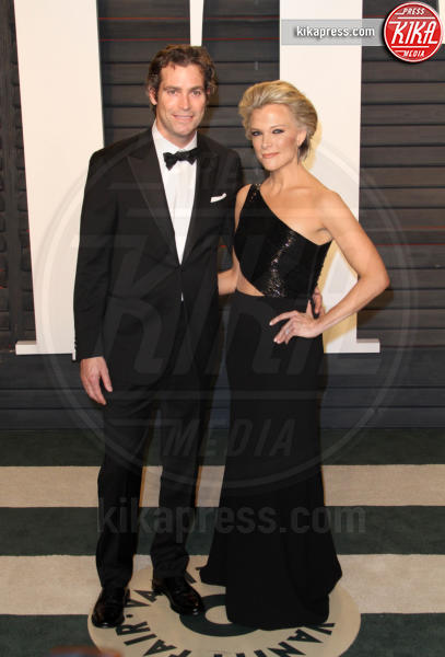Douglas Brunt, Megyn Kelly - Los Angeles - 28-02-2016 - Oscar 2016: il tradizionale party Vanity Fair