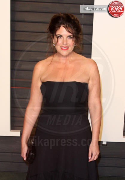 Monica Lewinsky - Los Angeles - 28-02-2016 - Oscar 2016: il tradizionale party Vanity Fair