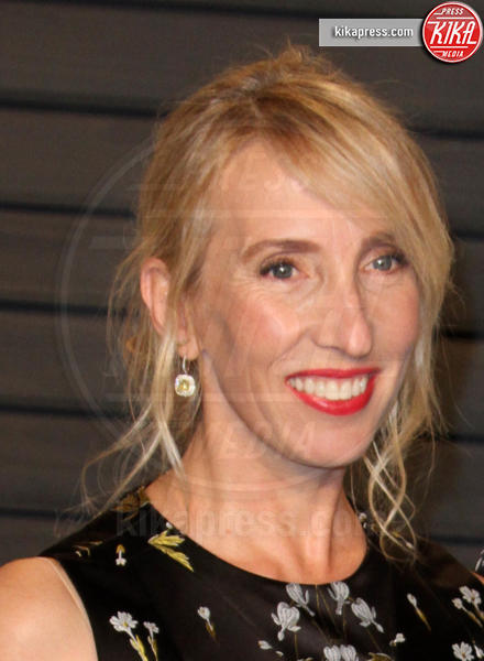 Sam Taylor-Johnson - Los Angeles - 28-02-2016 - Oscar 2016: il tradizionale party Vanity Fair