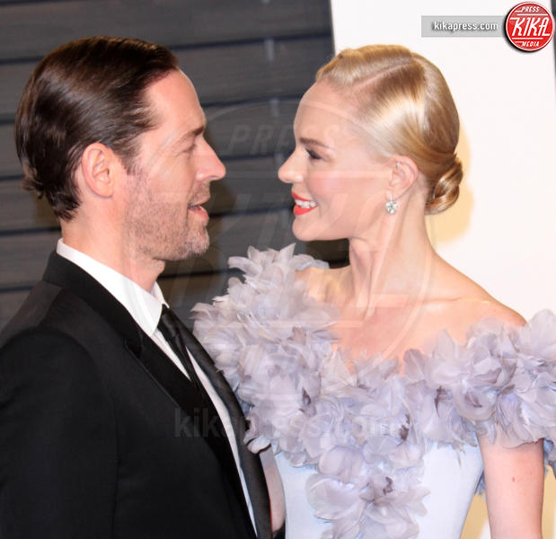 Michael Polish, Kate Bosworth - Los Angeles - 28-02-2016 - Oscar 2016: il tradizionale party Vanity Fair