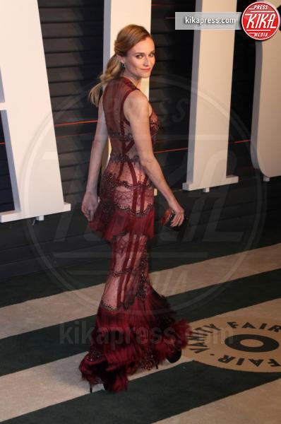 Diane Kruger - Los Angeles - 28-02-2016 - Oscar 2016: il tradizionale party Vanity Fair