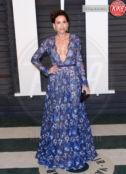 Minnie Driver - Los Angeles - 28-02-2016 - Oscar 2016: il tradizionale party Vanity Fair