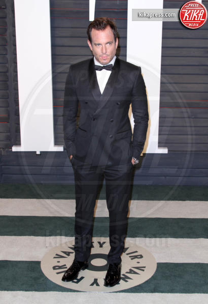 Will Arnett - Los Angeles - 28-02-2016 - Oscar 2016: il tradizionale party Vanity Fair