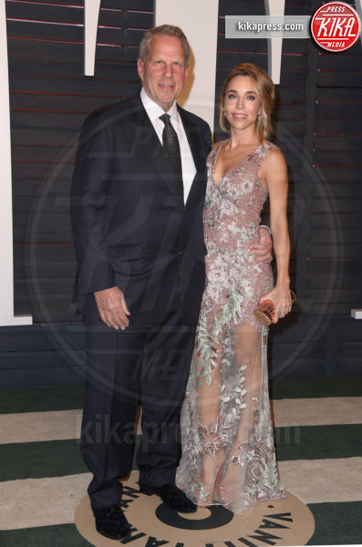 Steve Tisch - Beverly Hills - 28-02-2016 - Oscar 2016: il tradizionale party Vanity Fair