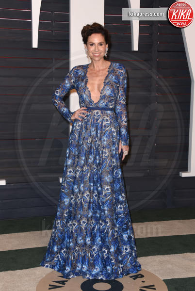 Minnie Driver - Beverly Hills - 28-02-2016 - Oscar 2016: il tradizionale party Vanity Fair