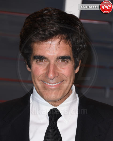 David Copperfield - Beverly Hills - 28-02-2016 - Oscar 2016: il tradizionale party Vanity Fair