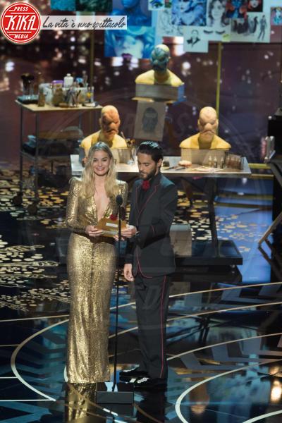Margot Robbie, Jared Leto - Hollywood - 29-02-2016 - Oscar 2016: and the Oscar goes to... Ennio Morricone!