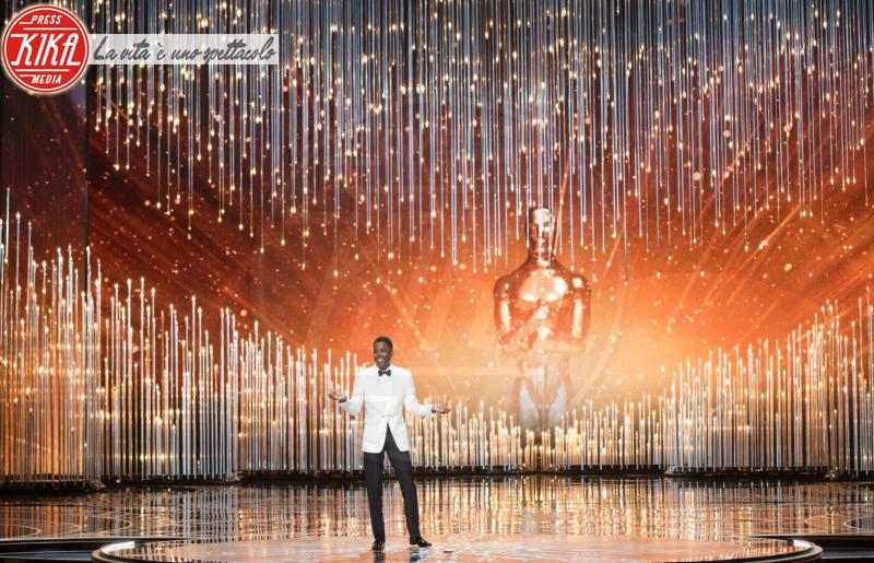 Chris Rock - Hollywood - 29-02-2016 - Oscar 2016: and the Oscar goes to... Ennio Morricone!