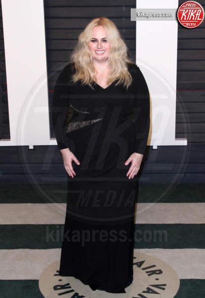 Rebel Wilson - Los Angeles - 28-02-2016 - Oscar 2016: il tradizionale party Vanity Fair