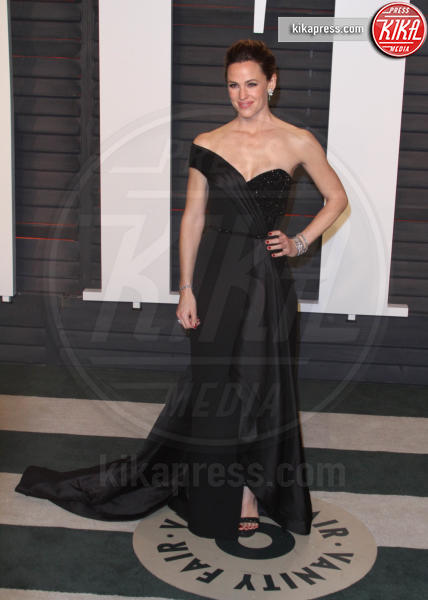 Jennifer Garner - Los Angeles - 28-02-2016 - Oscar 2016: il tradizionale party Vanity Fair