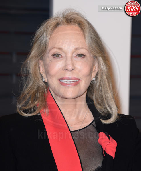 Faye Dunaway - Beverly Hills - 28-02-2016 - Oscar 2016: il tradizionale party Vanity Fair