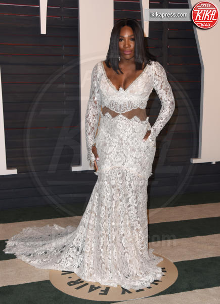 Testimoni di Geova, Serena Williams - Beverly Hills - 28-02-2016 - Oscar 2016: il tradizionale party Vanity Fair