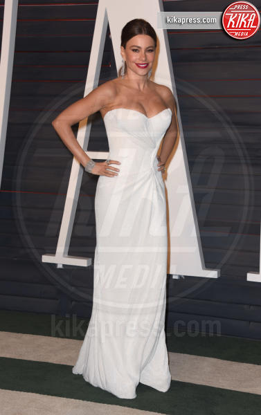 Sofia Vergara - Beverly Hills - 28-02-2016 - Oscar 2016: il tradizionale party Vanity Fair